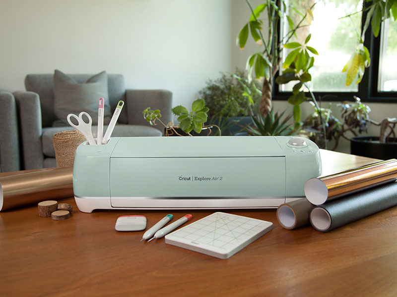 Cricut Air 2 Mint Machine