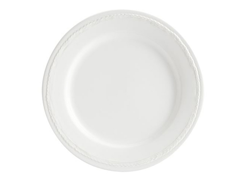 Pottery Barn Napoli Stoneware Dinner Plate/ Set of 4 $56.00 available at potterybarn.com