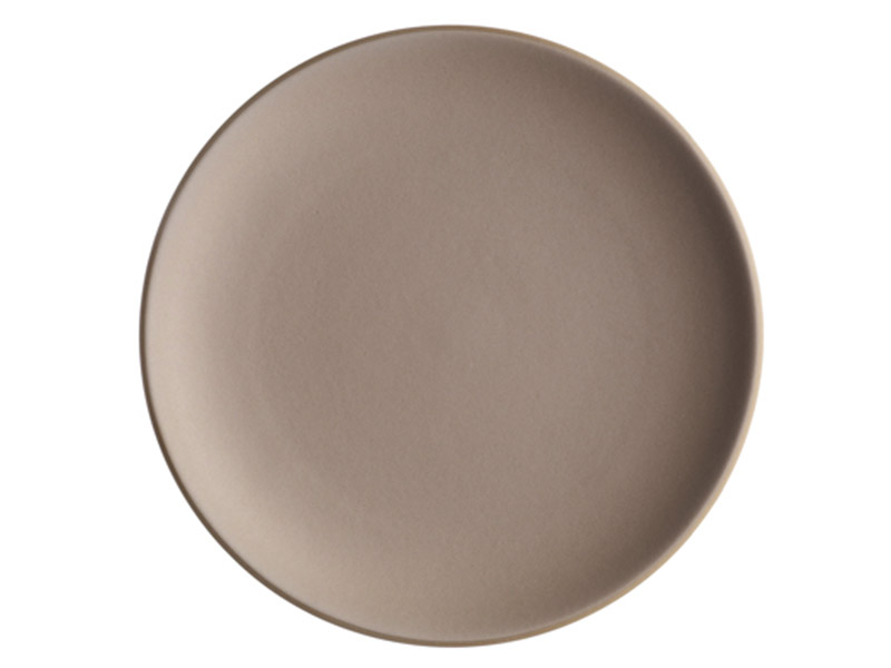 Heath Ceramics Fawn Cocoa Salad Plate $29.00 available at heathceramics.com