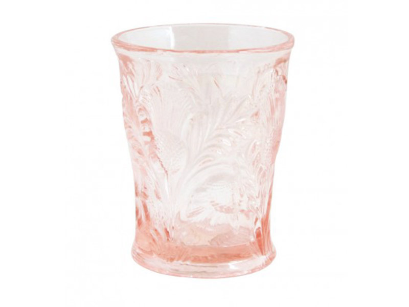 Fish's Eddy Inverted Thistle Rose Tumbler $19.95 available at fishseddy.com
