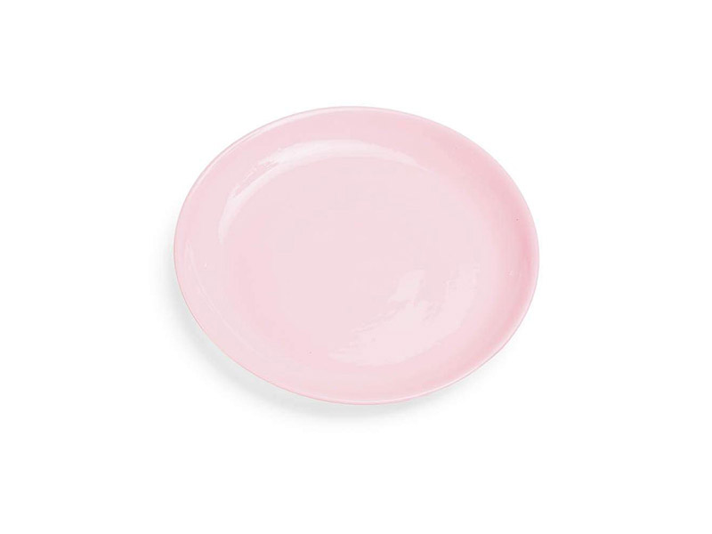 Mud Australia Pink Salad Plate $38.00 available at abchome.com