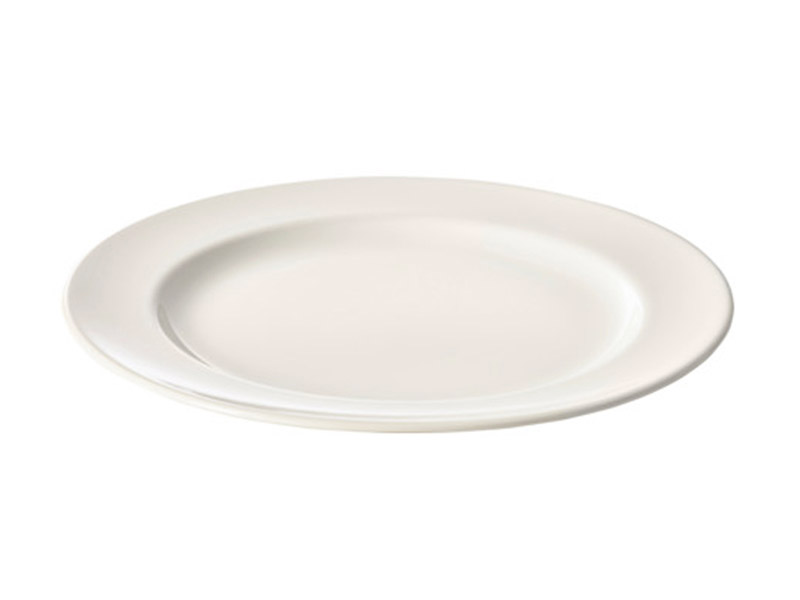 IKEA Vardagen Plate $3.99 available at ikea.com