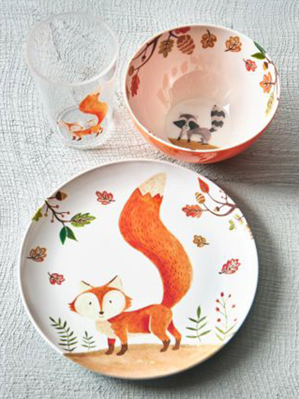 Animal Tablewear