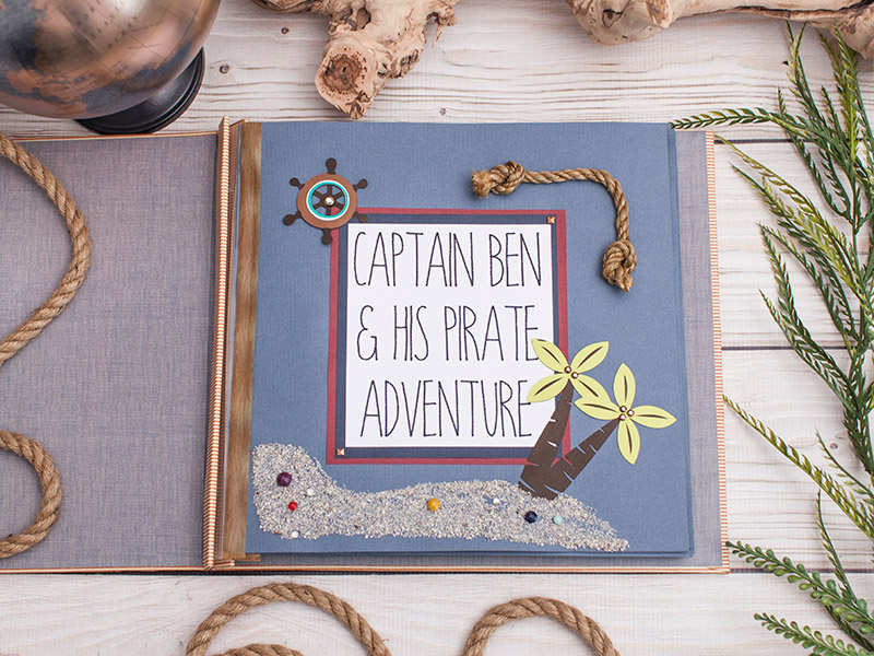 Pirate Story Book