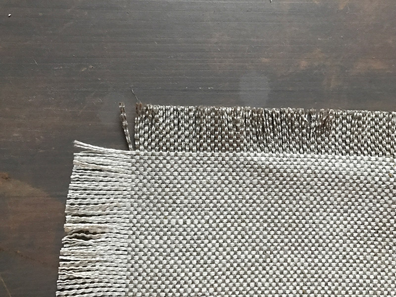 Fray Table Runner