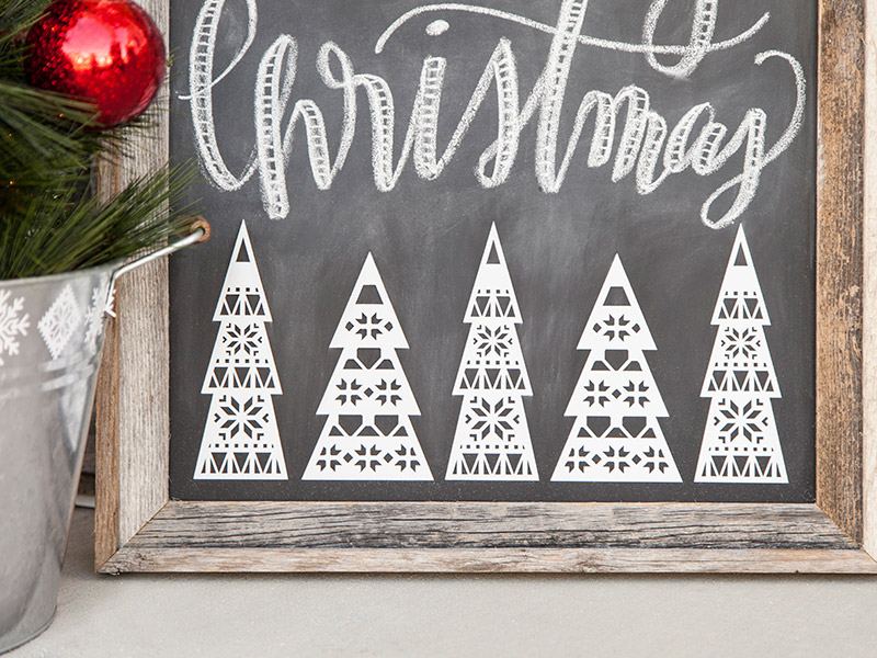 Christmas Sign Decor