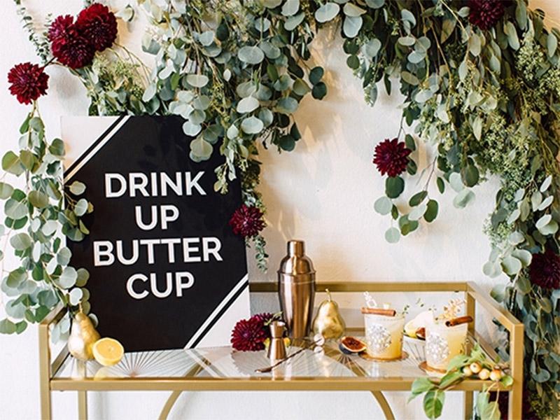 Drink Sign