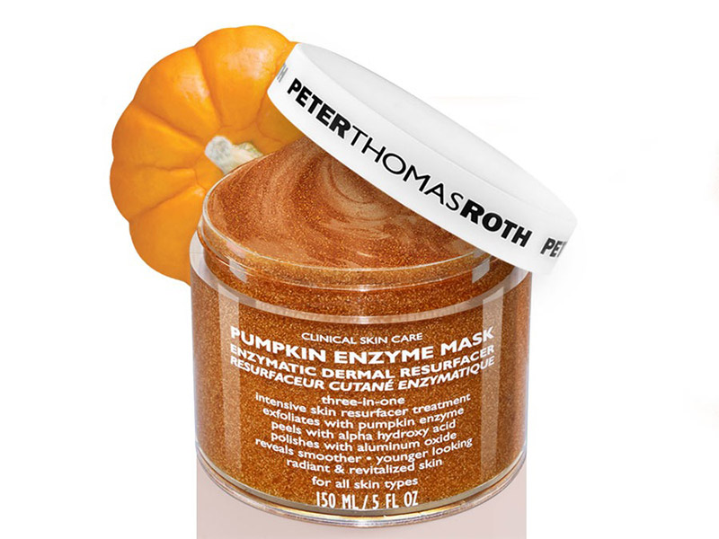 Pumpkin Face Scrub