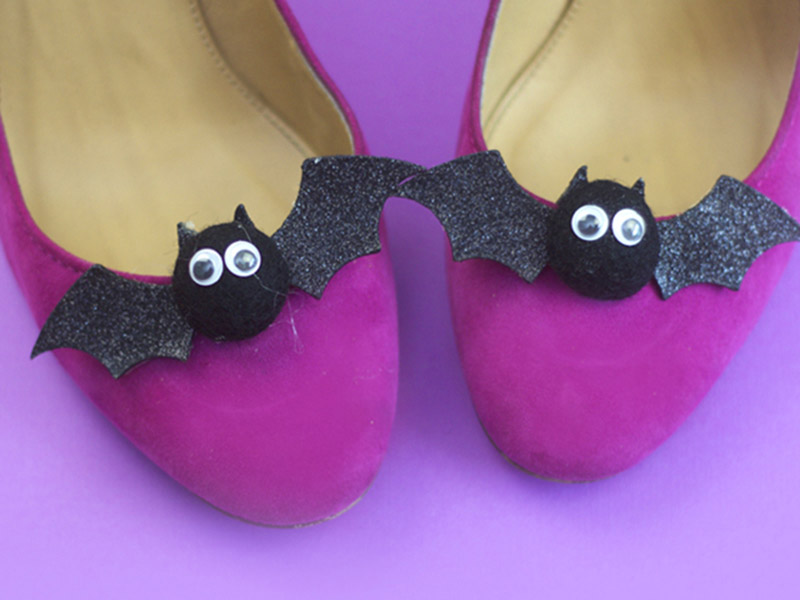 Batty Shoe Clips