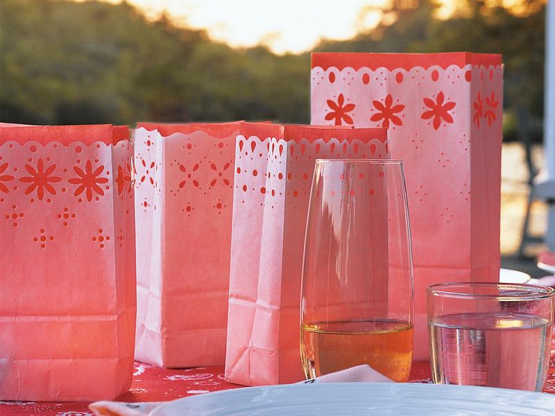 Martha Stewart Paper Lanterns