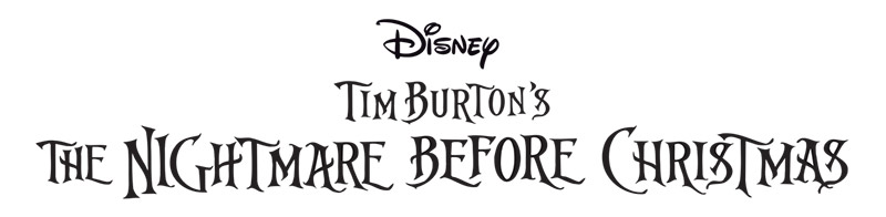 Disney® – Tim Burton's The Nightmare Before Christmas Digital Sets ...
