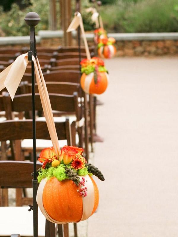 Aisle Pumpkins