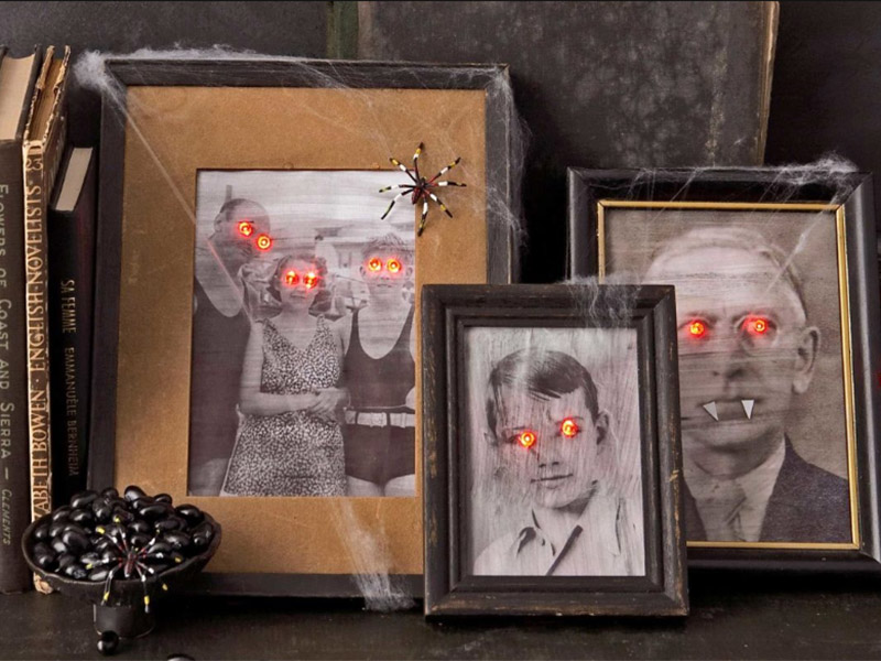 Creepy Halloween Frames