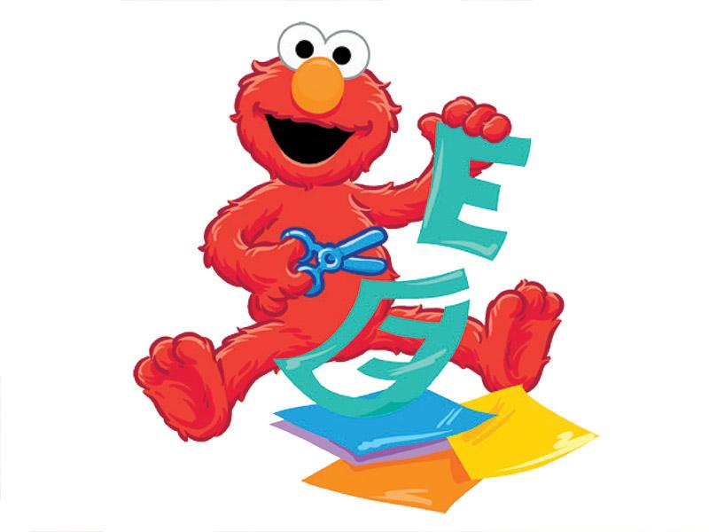 Playday Elmo Create