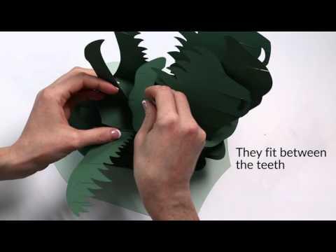 Embedded thumbnail for 3D Dinosaur