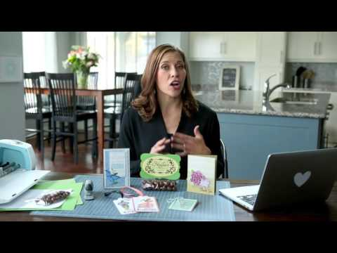Embedded thumbnail for How to Cricut Episode 4: Treat Bag Topper