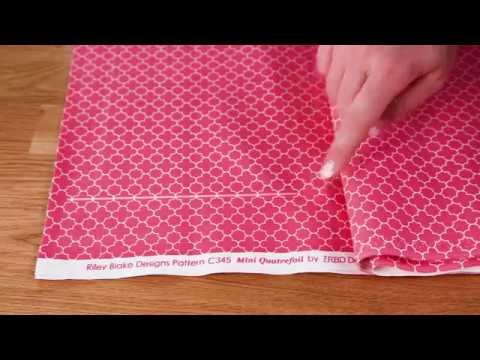 Embedded thumbnail for Cricut Maker: Fabric Essentials