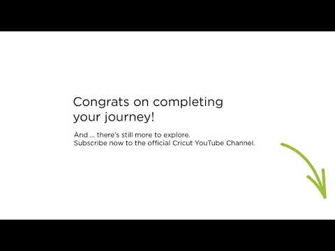 Embedded thumbnail for Congratulations on completing your journey!