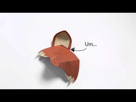Embedded thumbnail for 3D Fox