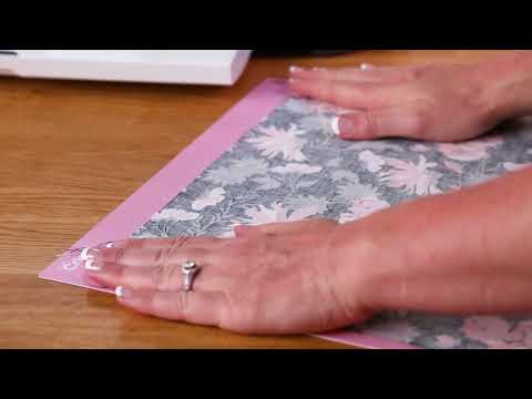 Embedded thumbnail for Cricut Maker: Working With Patterns and Fabric
